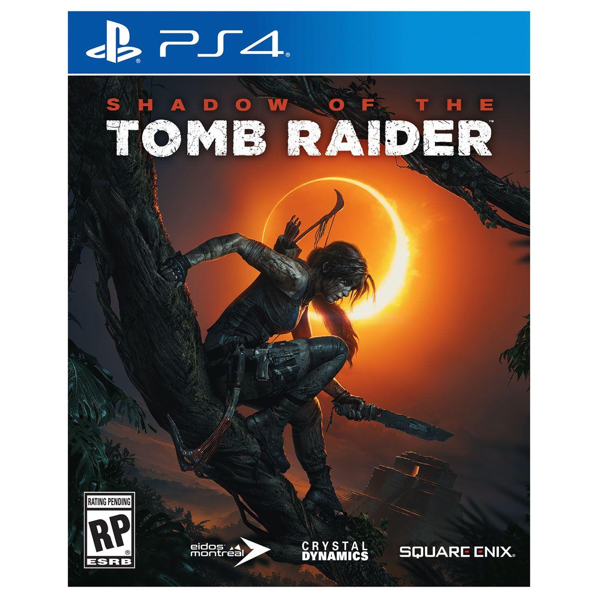 Sanborns: PS4 Shadow of the Tomb Raider