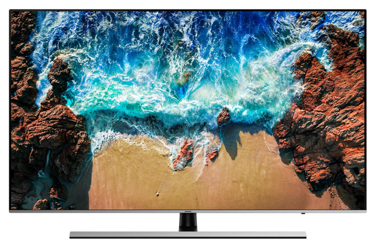 """Liverpool: Pantalla Samsung 4K HDR 55"""" UN55NU8000FXZX con regalo incluido"""