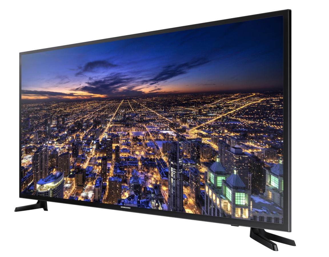 Linio: Televisión LED Samsung UN-48JU6000 Smart TV UHD 4K 48''-Negro
