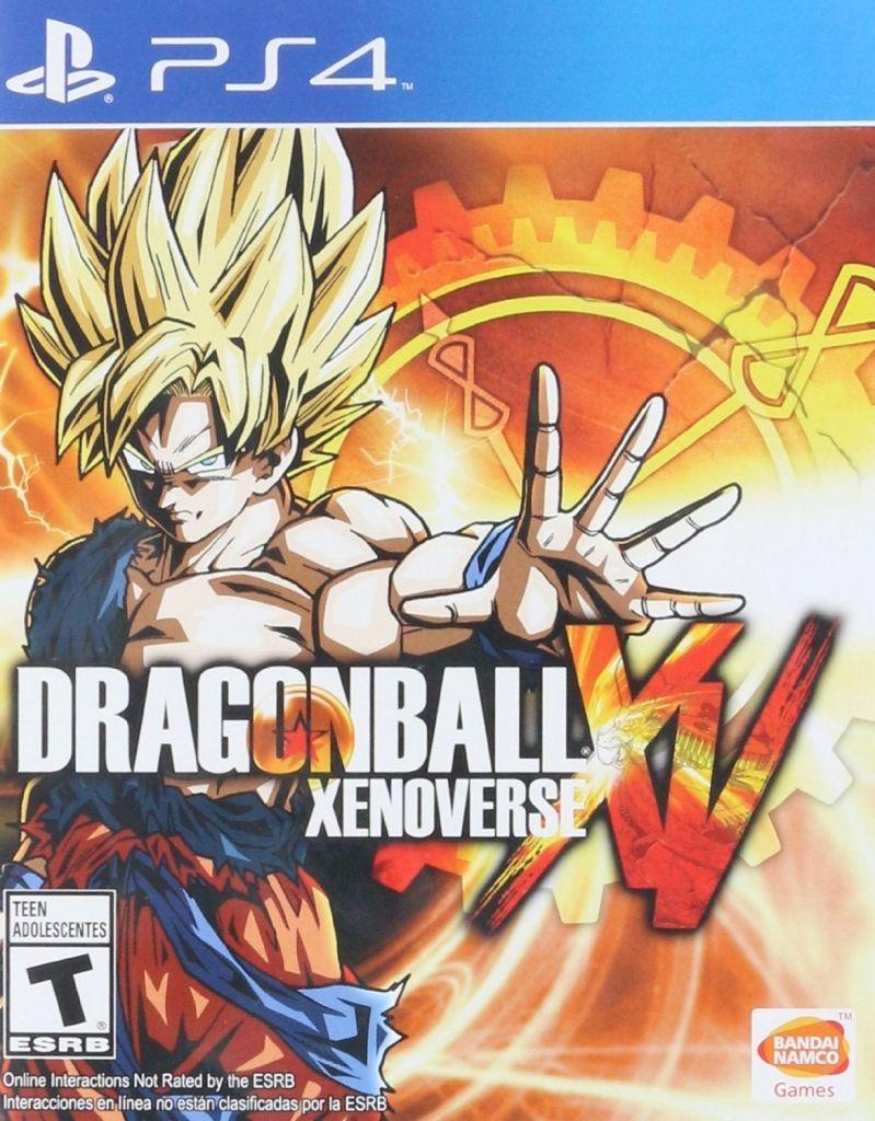 Sanborns: Dragon ball xenoverse $211 PS4
