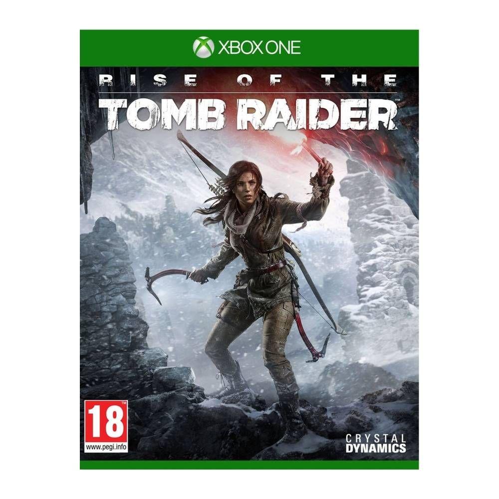Ofertas Buen Fin 2018 Sam's Club: Rise of the Tomb Raider Xbox One