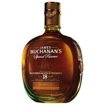Mercadoni: Buchanans 18 años