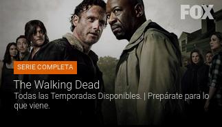 Foxplay: serie The Walking Dead completa streaming gratis (si tienes canal Fox)