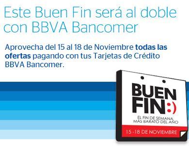 Ofertas del Buen Fin 2013 en Bancomer