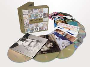 Amazon The Complete Studio Albums Madonna Box set, Limited Edition