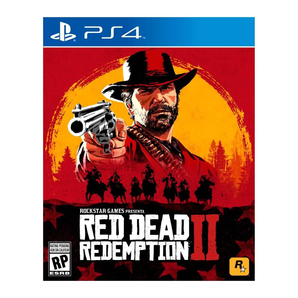 El Buen Fin Sam's Club: Red Dead Remption 2 PS4 o Xbox One