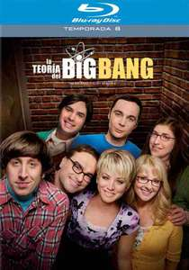 Blockbuster: The Big Bang Theory temporada 8 bluray o DVD $160 y envío gratis a tienda