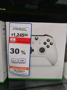 Chedraui: Control Xbox one S