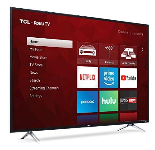 Amazon MX: Televisión TCL 55 Pulgadas Roku o menos con Banamex