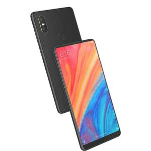 Amazon: Xiaomi Mi Mix 2S 64GB Negro con CitiBanamex a meses sin intereses