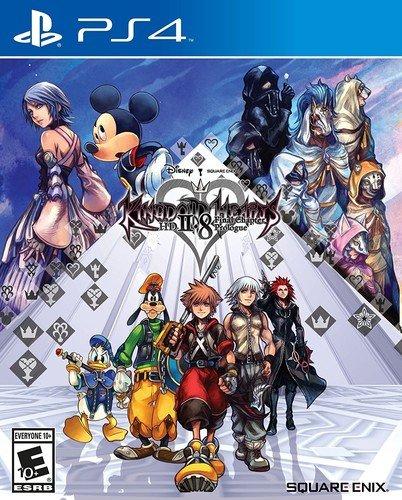 Amazon: PS4 Kingdom Hearts Hd 2.8 Final Chapter Prologue