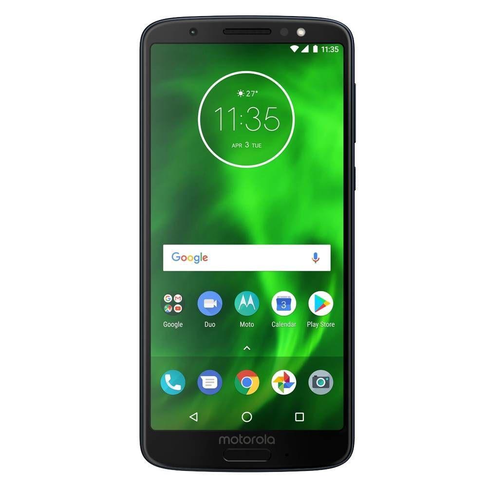 Buen Fin Walmart: Motorola G6 $3,149 con Banamex o $3,499 con cualquier forma de pago