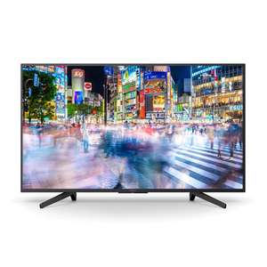 "Buen Fin en Walmart: Pantalla Sony 55"" 4K Ultra HD Smart TV LED KD-55X720F con Bancomer"