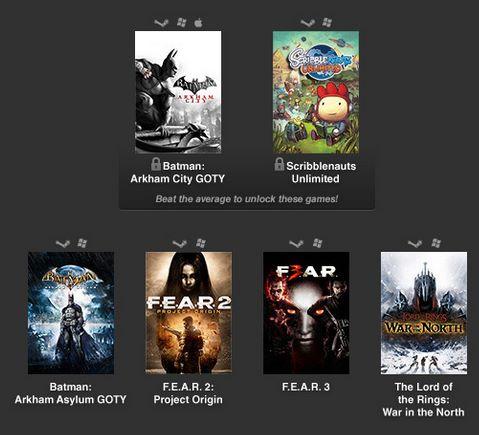 Humble Bundle: paga lo que quieras por juegos de Batman, FEAR y más de WB