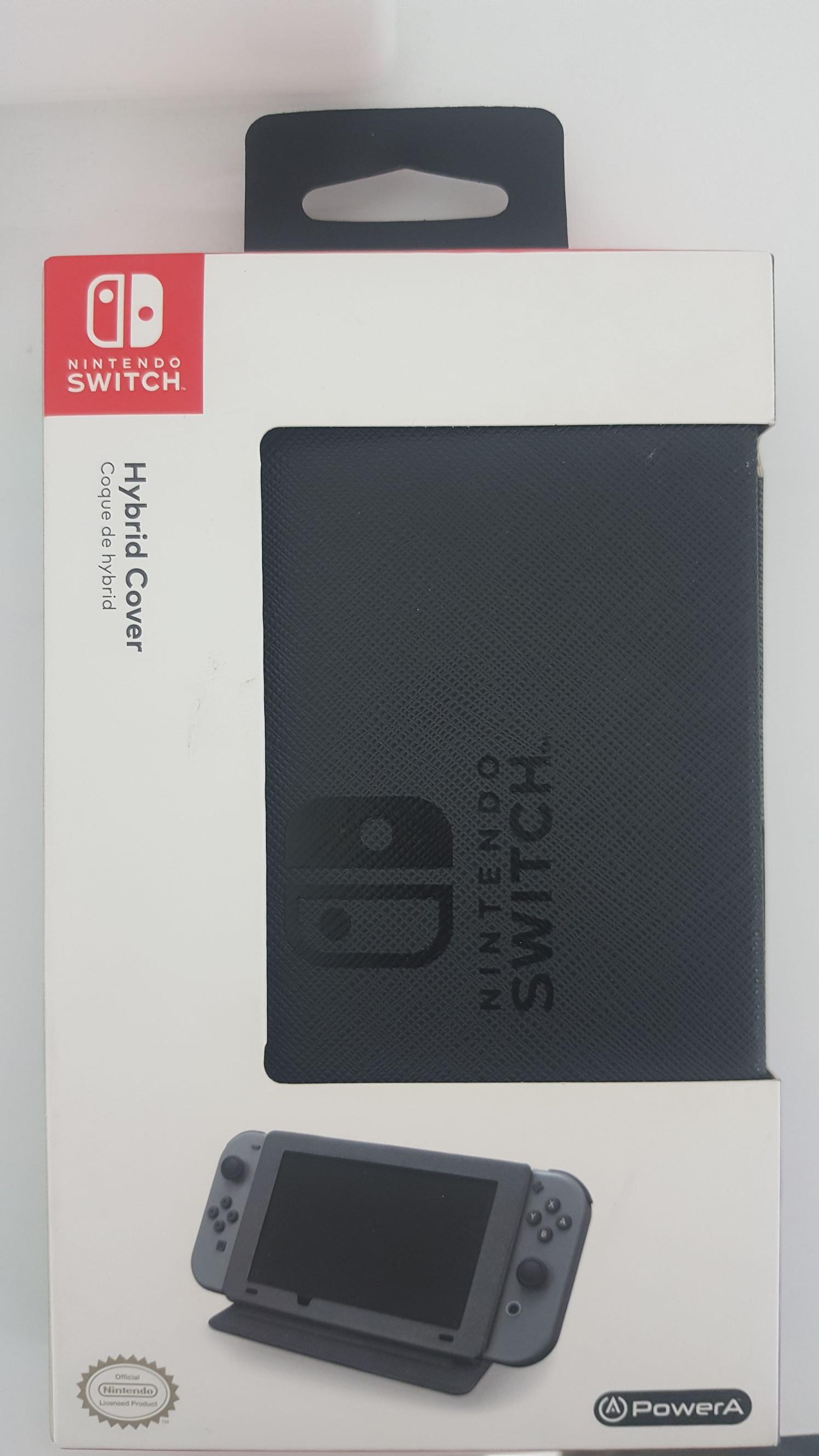 Radio Shack: Nintendo switch hybrid cover