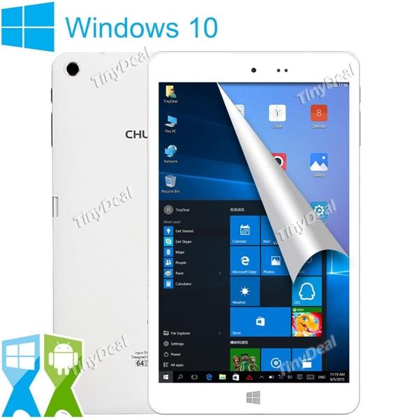 Tinydeal: Tablet Windows 10 Dual Boot CHUWI Hi8 a $1,766