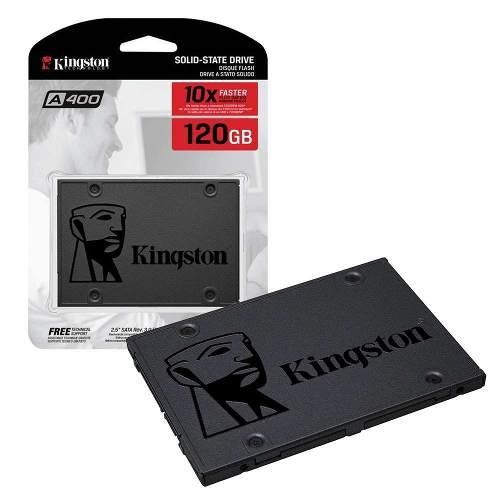 Tienda Oficial Adata en Mercado Libre:  Kingston Disco Duro Solidossd Satalll A400 Pc 120gb Sa400s37
