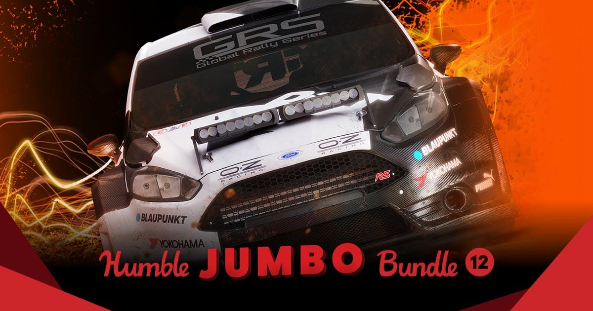 Humble Bundle: Jumbo Bundle 12 (desde 1 dólar) - PC