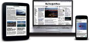 The New york Times - 8 semanas gratis