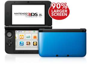 Sam's Club: Nintendo 3DS XL en $2,000