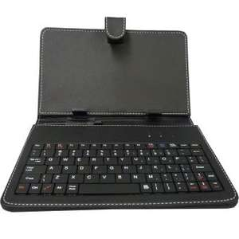 """Linio: Funda con teclado para tablet 9"""" $79 y envío gratis Linio +"""