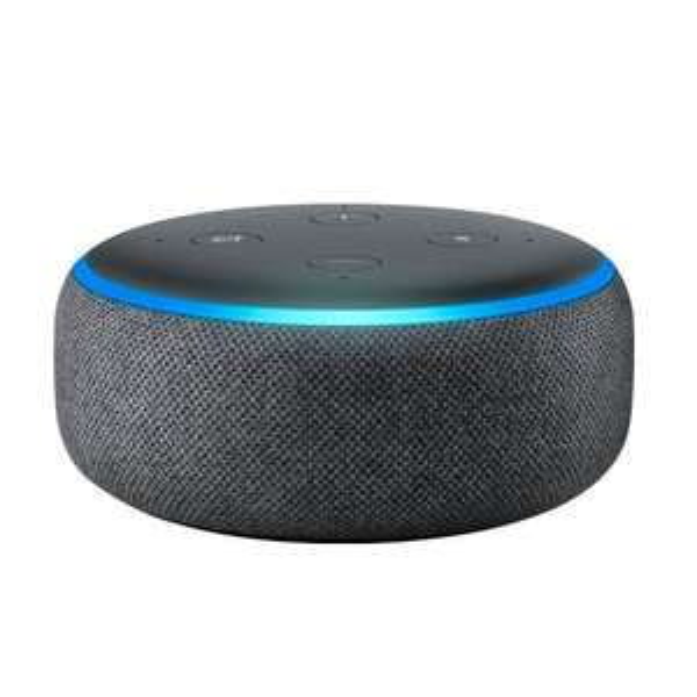 Best Buy - Echo Dot - Bocina inteligente con Alexa