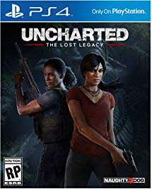 Amazon USA: Uncharted: The Lost Legacy - PS4 [Código Digital]