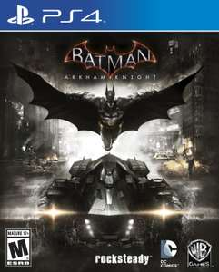 Amazon: Batman Arkham Knight PS4 a $664.08