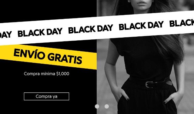 Privalia:  Envió GRATIS compra mínima $1,000