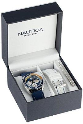Amazon: Reloj de caballero Nautica deportivo a $993