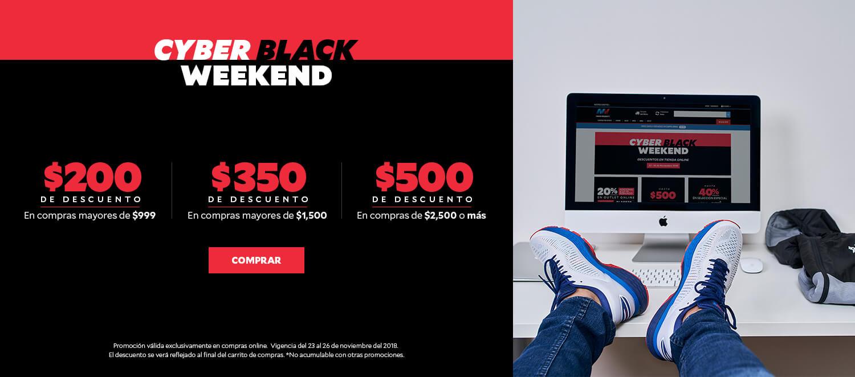 Black Friday 2018 innovasport; Hasta $500 de descuento en compras mayores a $2500.00