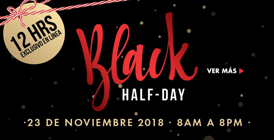Black Friday 2018 Sally México: Black-half-day 2x1 en artículos seleccionados