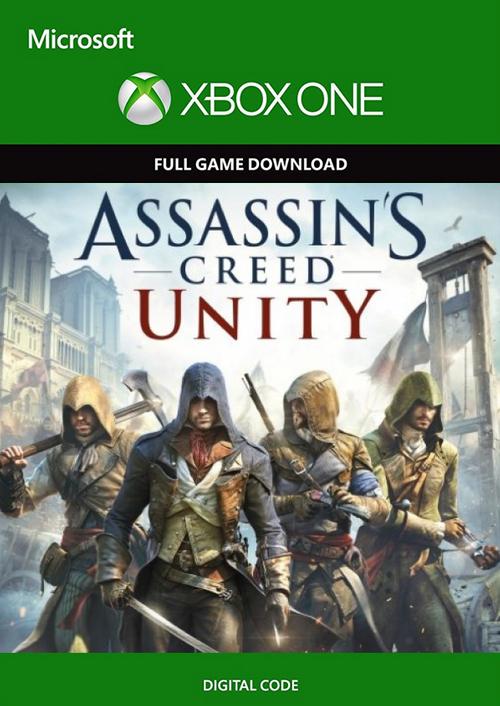 Cdkeys: Assassin's Creed Unity Xbox One