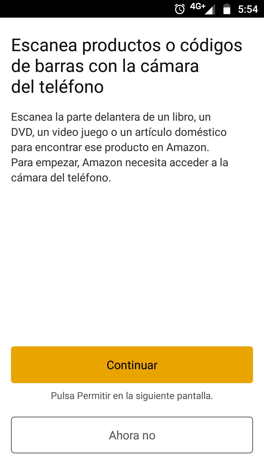 Amazon USA: Cupón de 5 dolares en la app