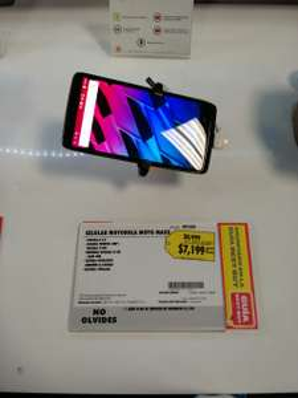 Best Buy: Moto Maxx $7199 más meses sin intereses (disponible online)
