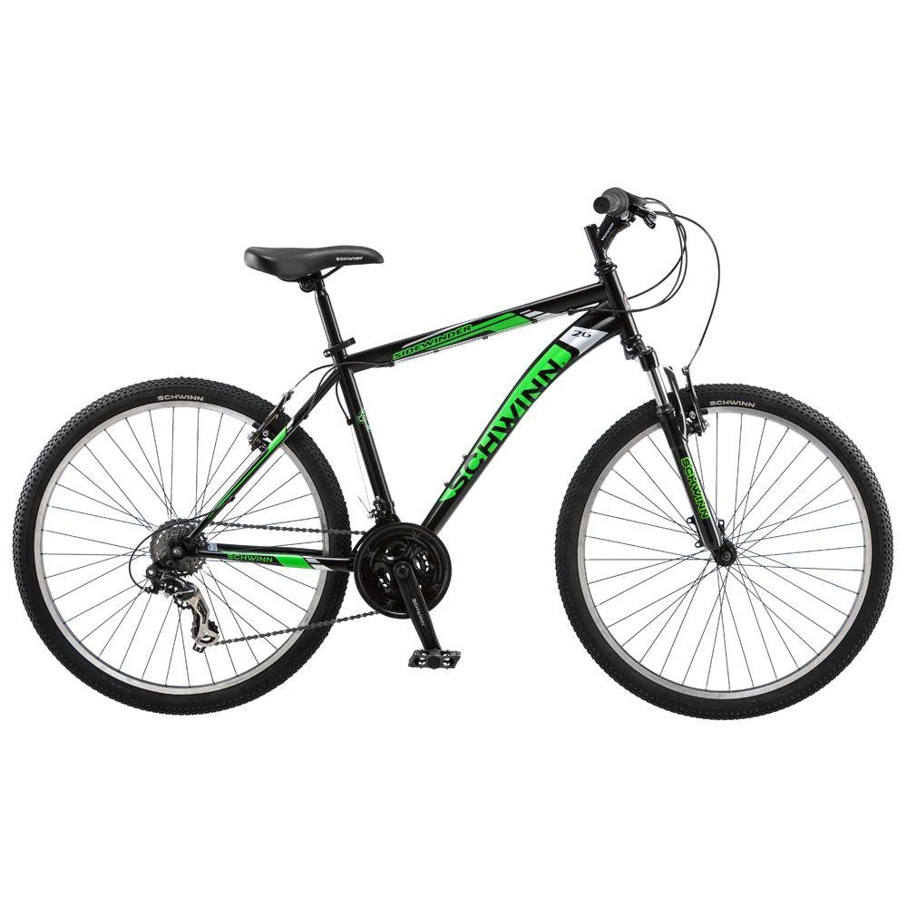 Walmart: Bicicleta Schwinn Sidewinder R26 $2,990