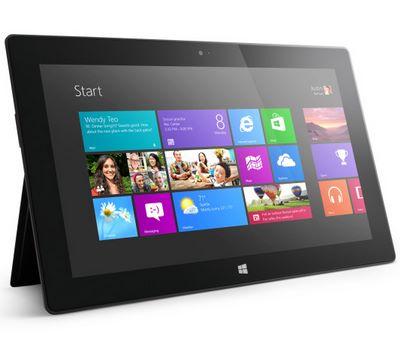 Microsoft Store: Surface RT $4,839