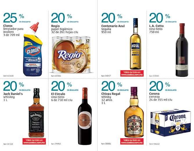 Folleto de ofertas en Costco del 28 de septiembre al 25 de octubre