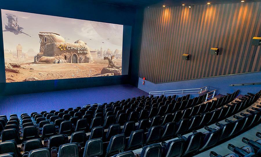 Cyber Monday en Groupon: 2entradas a sala tradicional de cine 2D