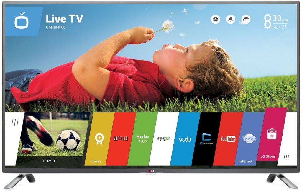 "Amazon: LG LED Smart TV 3D 42"" $6,201 + meses sin intereses + envío gratis"