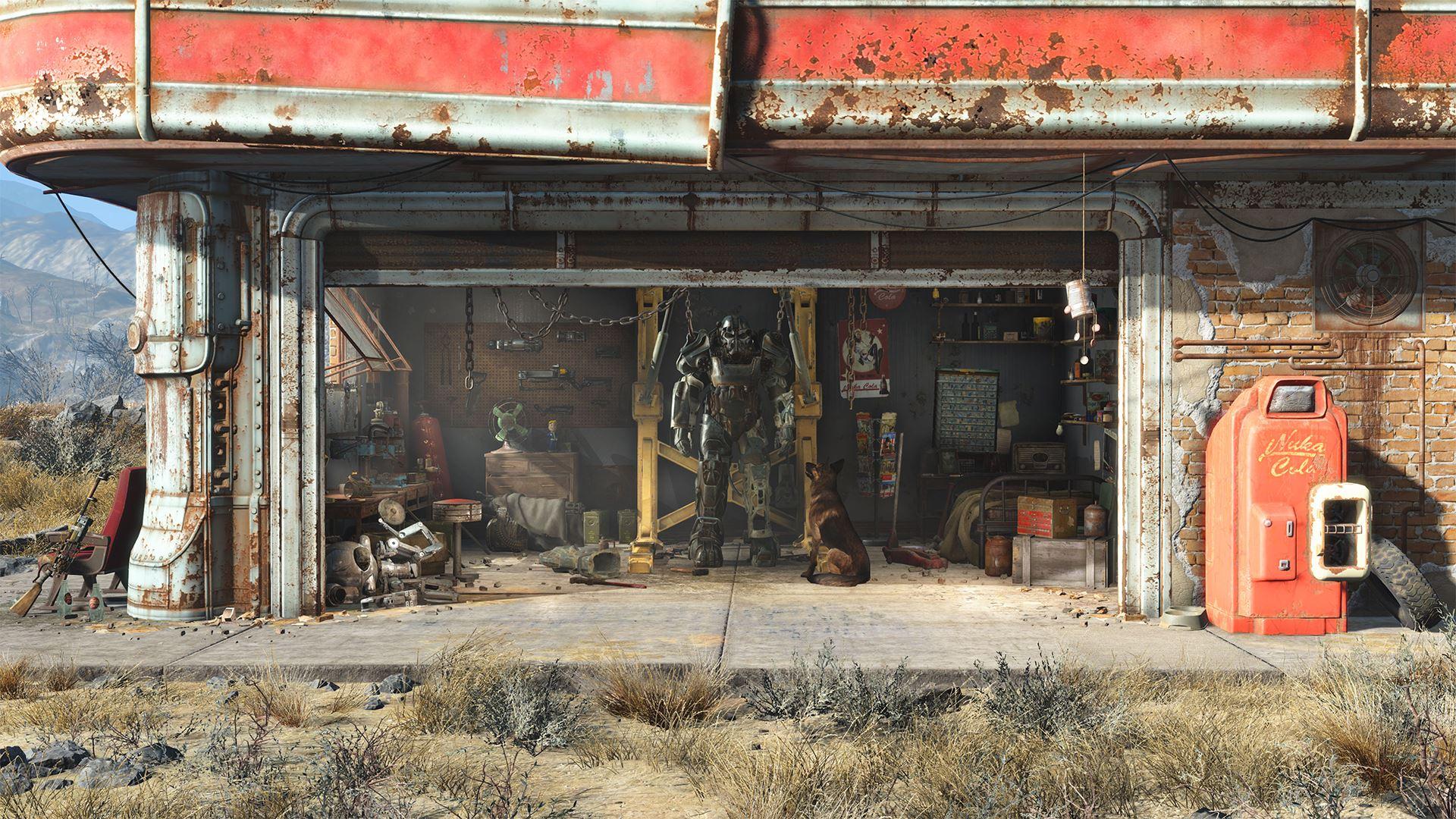 Fallout 4 para Xbox One liberada la preventa