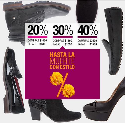 Dafiti: 40% de descuento en toda la tienda con compra mínima (incluye rebajas)