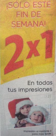 Farmacias Guadalajara: 2x1 en impresión de fotografías