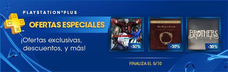 PS Store: Ofertas especiales PS Plus Specials