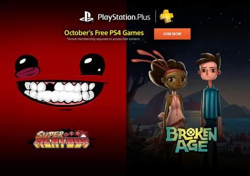 PlayStation Store: Juegos gratis PS Plus [Octubre]