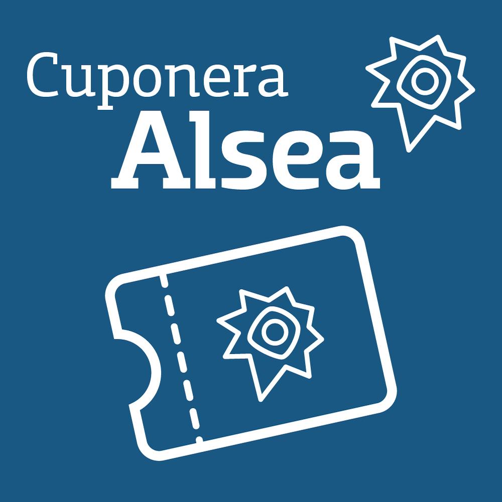 Cuponera Alsea a diciembre 2018
