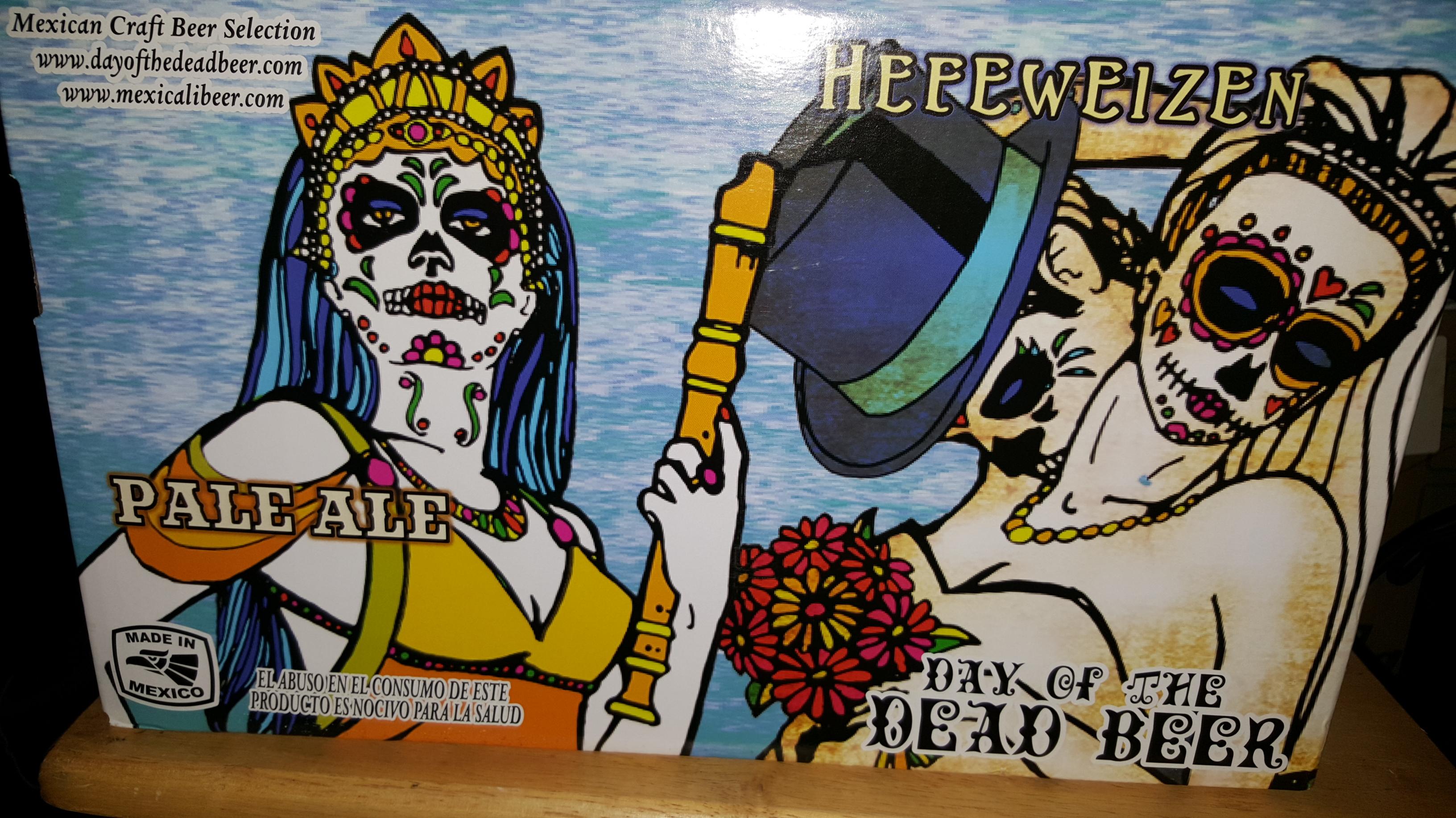 Costco: cerveza artesanal dia de muertos caja con 24 a $399