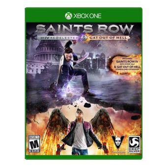 Linio: Saints Row IV: Re-elected+ Gat of Hell, para Xbox One $350 y envío gratis.