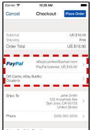 ebay: $10 dólares de descuento comprando $30 desde la app