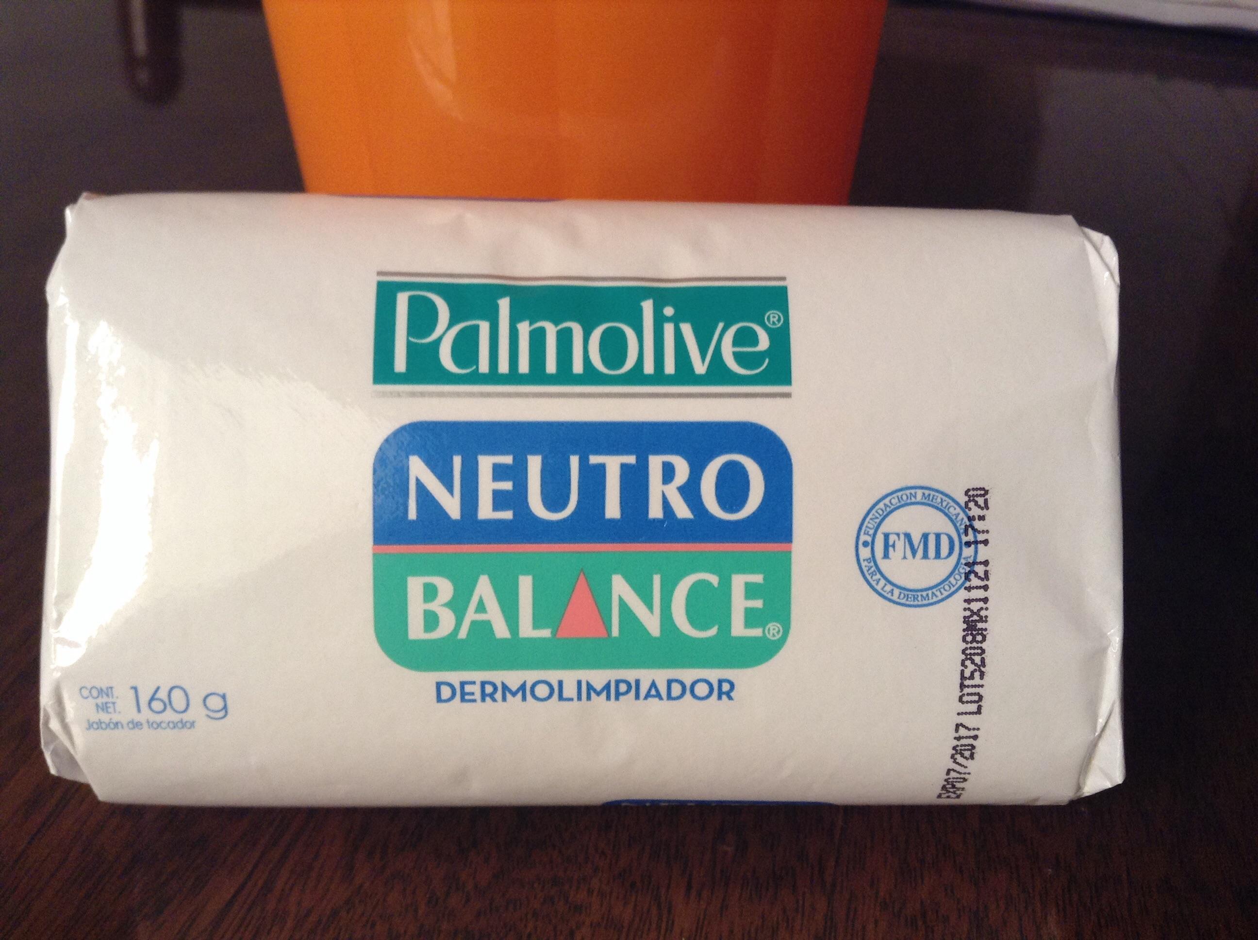 Bodega Aurrerá: Palmolive Neutro Balance DERMOLIMPIADOR $7